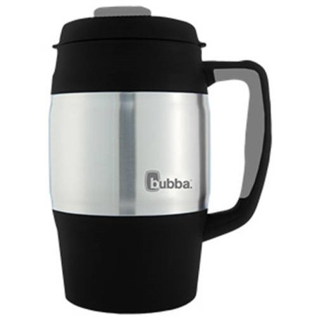 Bubba 34 Ounce Classic Insulated Black Insulated Travel Mug