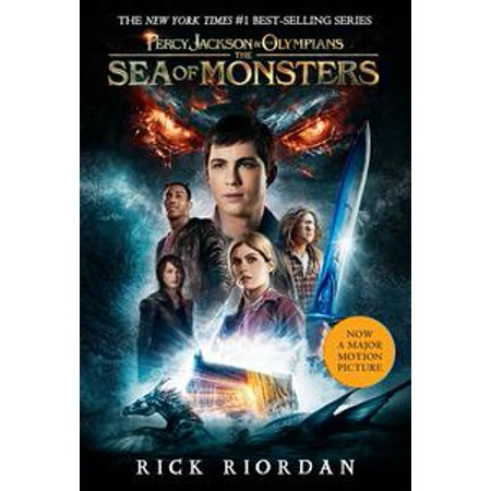 Percy Jackson and the Olympians, Book Two: The Sea of Monsters -