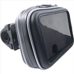 Arkon Bike or Motorcycle Handlebar Mount with Water-Resistant Holder for GPS by unknown