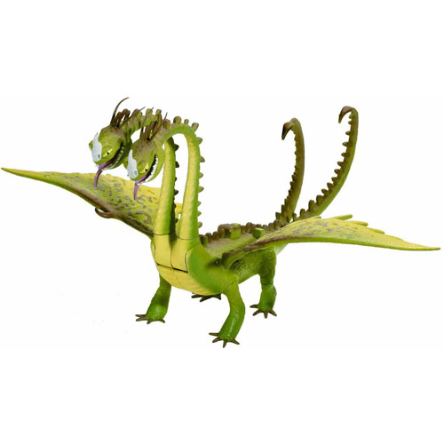 DreamWorks Dragons - Action Dragon - Belch & Barf Zippleback
