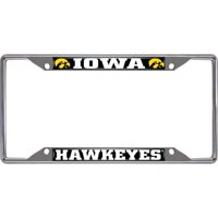 University of Iowa License Plate Frame