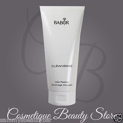 Babor Cleansing Mild Peeling Gommage Douceur 200ml(7 1/8 Oz) Prof Fresh (Facial Peeling Milk)