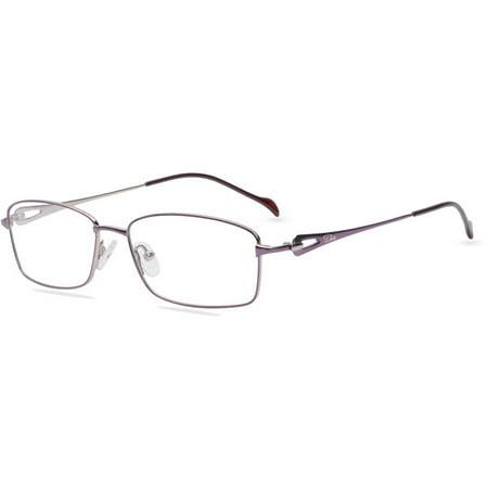 Dea Eyewear Womens Prescription Glasses, Annie Purple