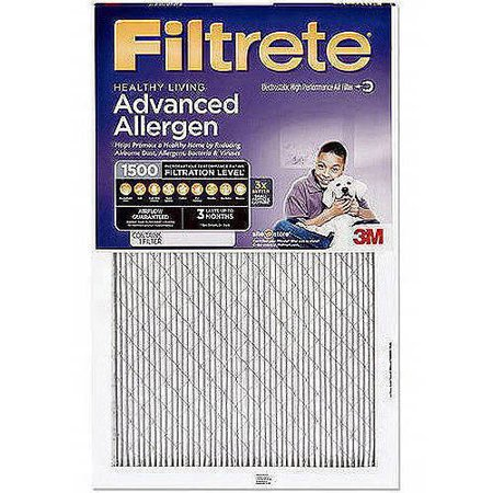 Filtrete Advanced Allergen Reduction Air And Furnace