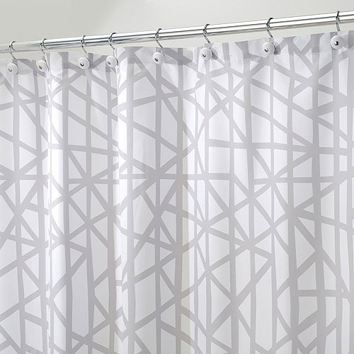 InterDesign Lino Shower Curtain