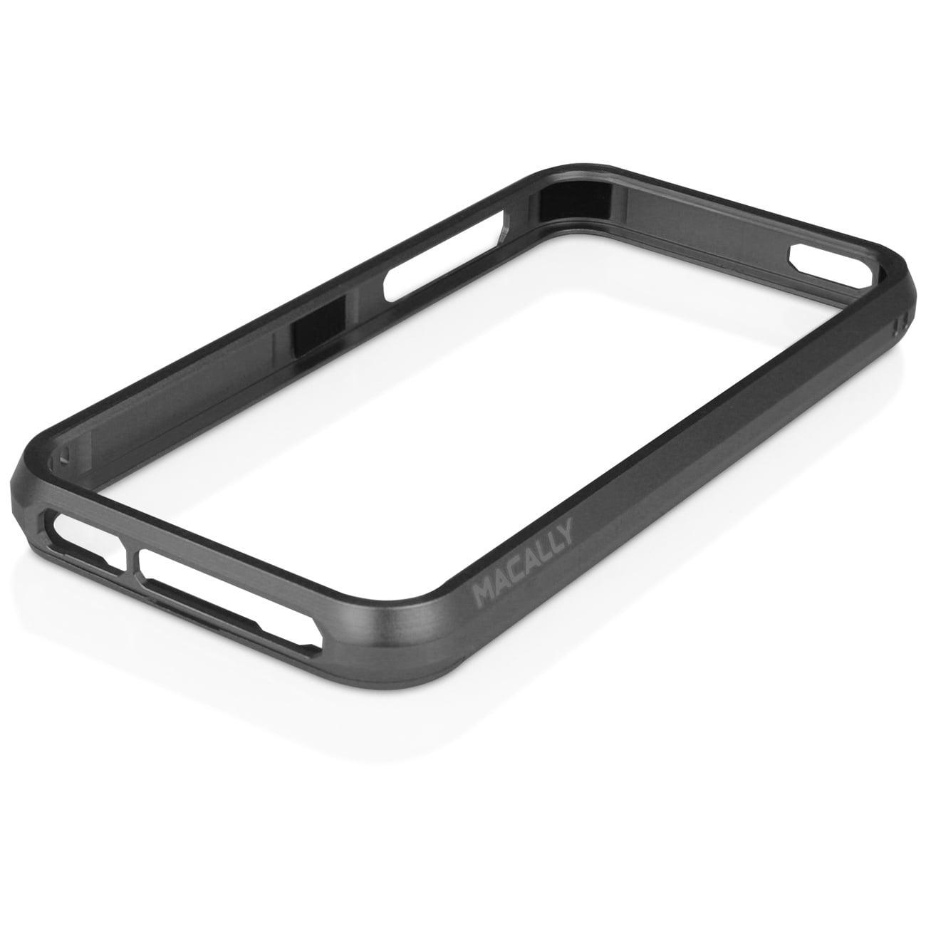 Aluminum Frame Case (Black Color)
