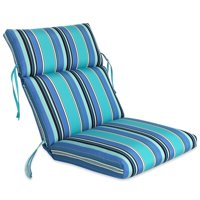 Comfort Classics 22 x 44 in. Sunbrella Channeled Chair Cushion