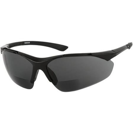 589e655070da Readers.com The Montana Bifocal Sport and Protective Style Bifocal Sport    Wrap-Around Reading Glasses - Walmart.com