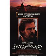 Posterazzi MOV189772 Dances with Wolves Movie Poster - 11 x 17 in.
