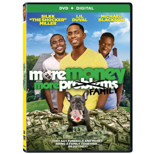 More Money More Family (DVD + Digital Copy) (With INSTAWATCH) (Widescreen)