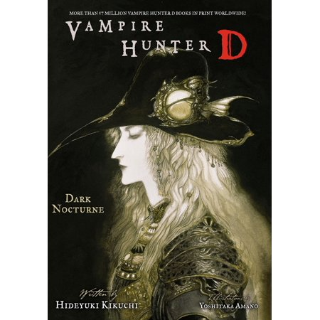 Vampire Hunter D Volume 10: Dark Nocturne - eBook