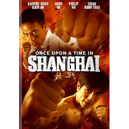Once Upon a Time in Shanghai (DVD)](Halloween Date In Usa 2017)