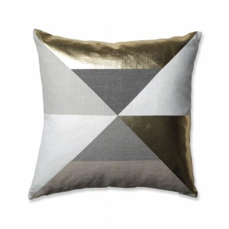 18 in. Avalon Throw Pillow, Gold - image 1 of 1