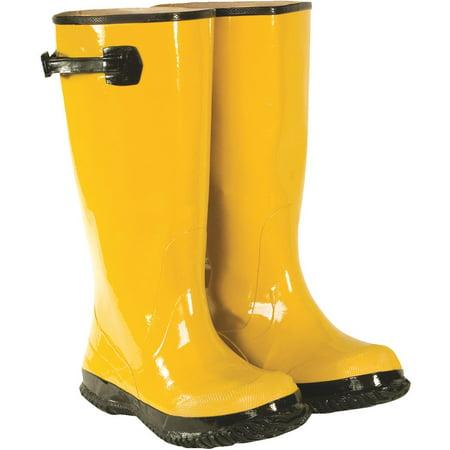 Custom Shifter Boots (Custom Leathercraft R20016 Rubber Slush Overshoe Boot)
