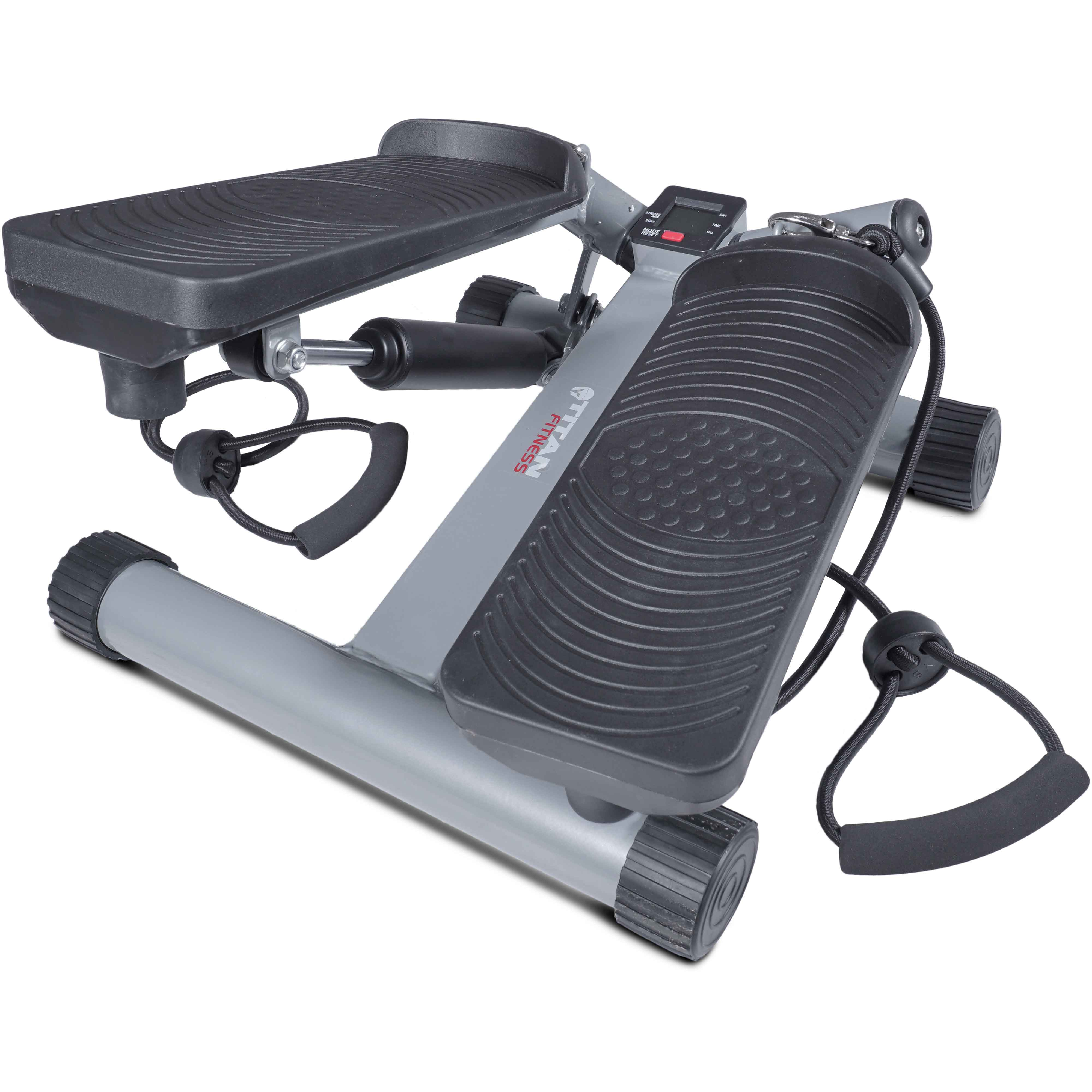 compact stepper exercise machine
