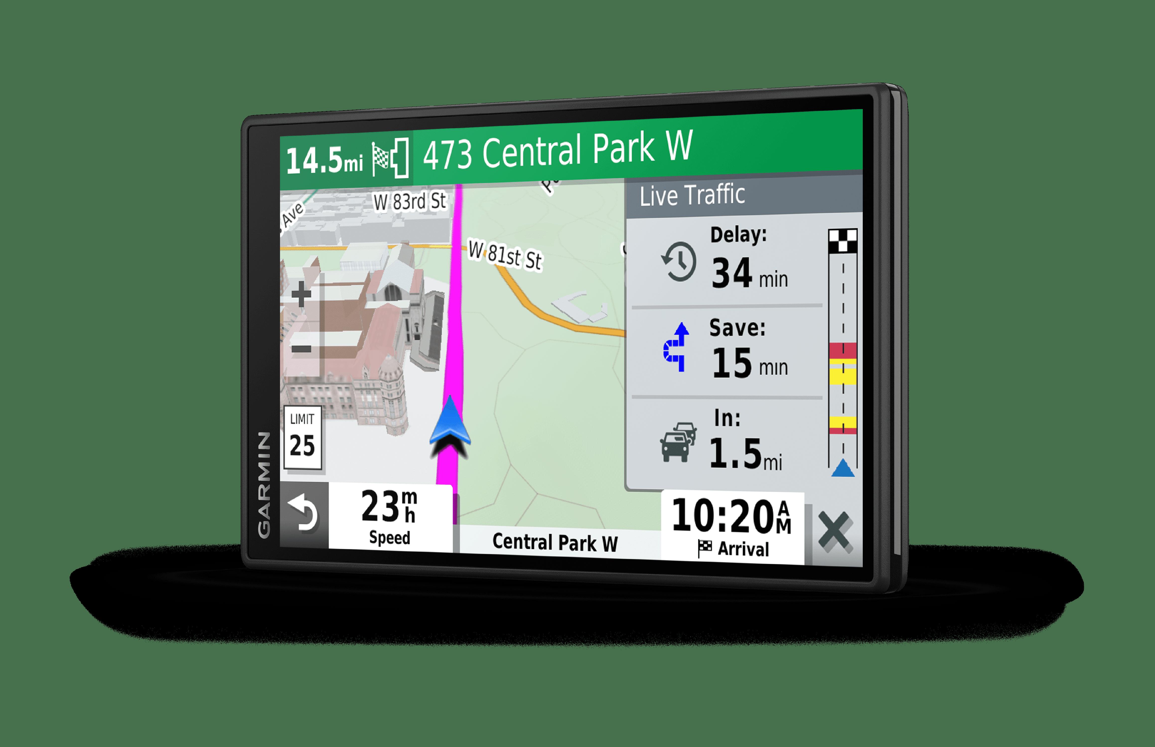 Garmin Drivesmart 55 With Traffic Ex Gps Latest Model Walmart Com Walmart Com