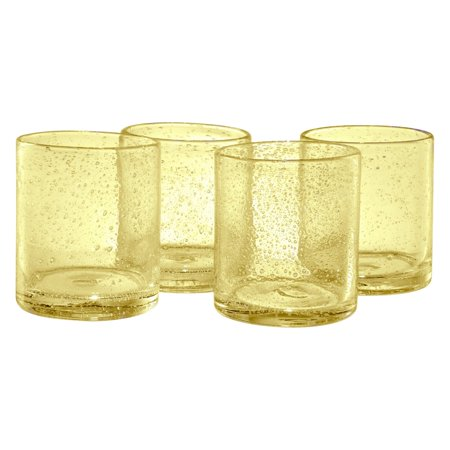 Artland Inc. Iris Citrine DOF Glasses - Set of 4