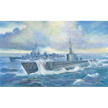 1/350 USS Gato Class Submarine 1942