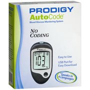 Best Glucose Meters - Prodigy AutoCode Blood Glucose Monitoring System Review