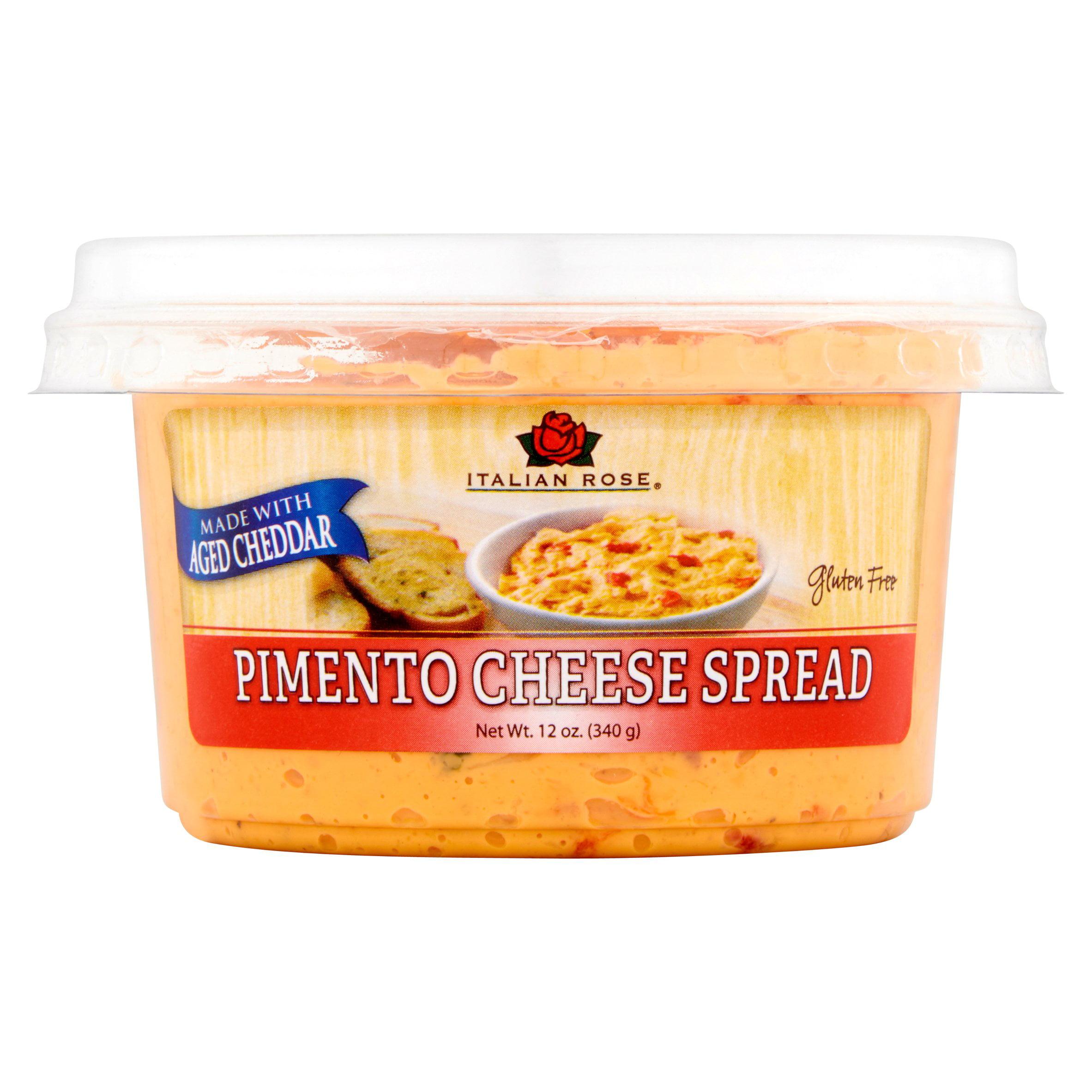Italian Rose Pimento Cheese Spread, 12 oz