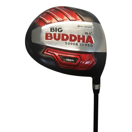 Orlimar Golf Black Big Buddha 520cc Super Jumbo Driver NEW USGA Non-Conforming) (Best Used Golf Drivers)