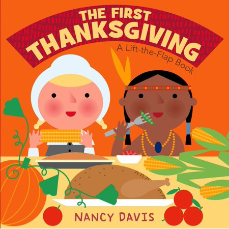 1st Thanksgiving (Board Book) (Betty Boop Thanksgiving)