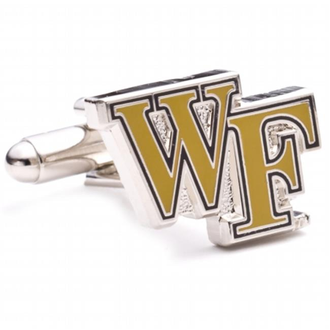 NCAA PD-WAKE-SL Wake Forest Demon Deacons Cufflinks