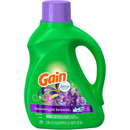 Overall, Gain's Ultra high efficiency laundry detergent raises a high concern level regarding developmental and reproductive toxicity, and it raises a moderate concern level concerning asthma and respiratory issues. Some ingredients may cause skin irritation. Sodium borate causes endocrine and reproductive issues.