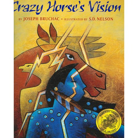 Image result for crazy horse's vision by joseph bruchac