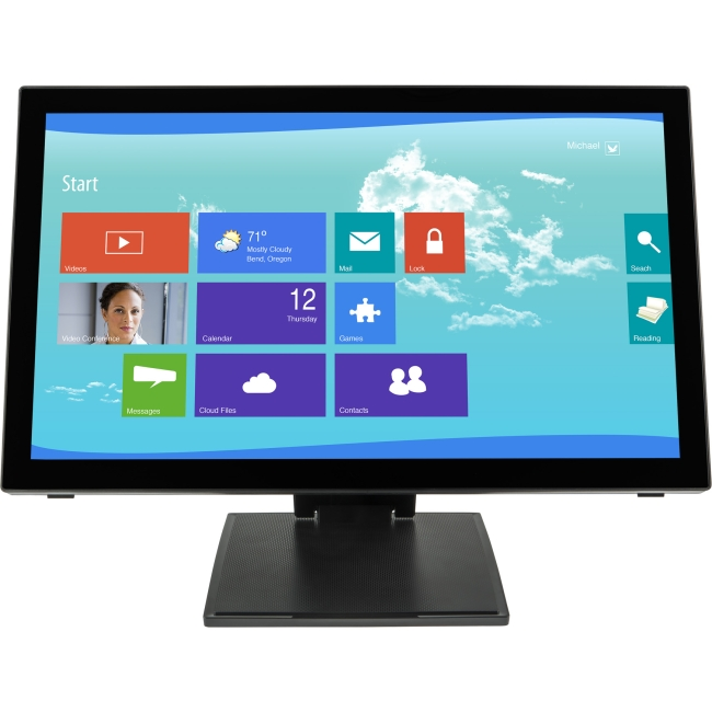 "Planar PCT2265 - LCD monitor - 21.5"""