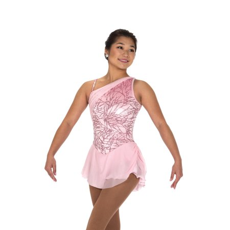- Jerry's Ice Skating Dress - 235 Pearly Pink Dress