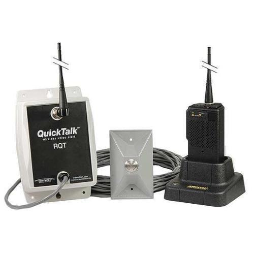 RITRON RQT-V150System VHF Wireless Voice Alert System