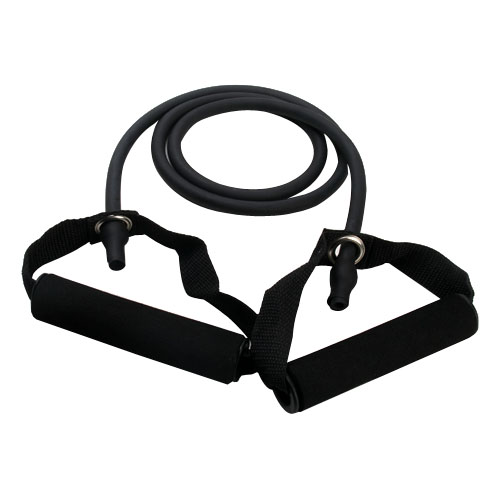 Exercise Latex Tube Resistance Bands For Pilates Workout Yoga Gym