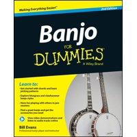 Banjo For Dummies - eBook