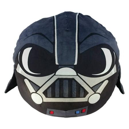 "Star Wars, Lil Vader 14"" Cloud Pillow ()"