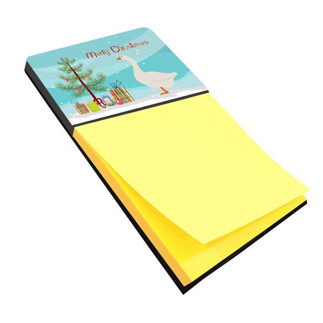 Carolines Treasures BB9259SN Embden Goose Christmas Sticky Note Holder - image 1 of 1