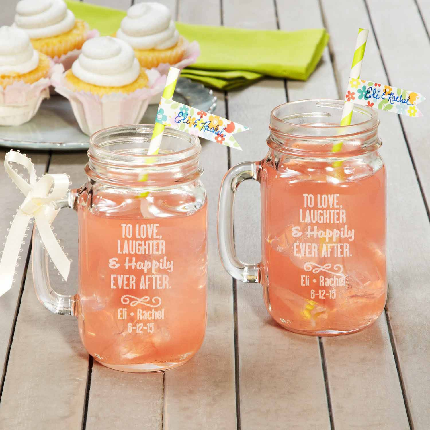 Personalized To The Hy Mason Jars