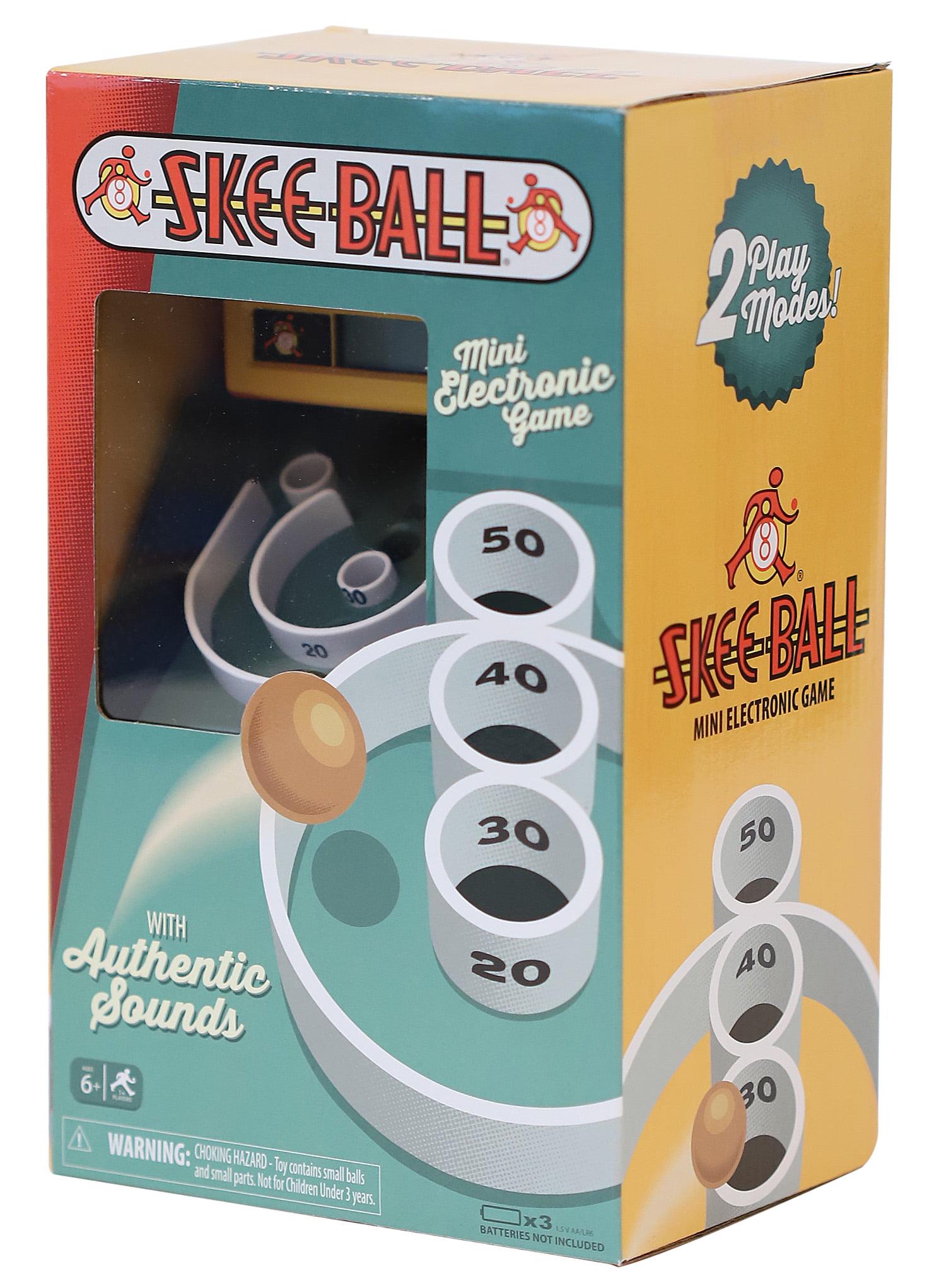 Skee Ball - Retro Electronic Game - HandHeld/Desktop