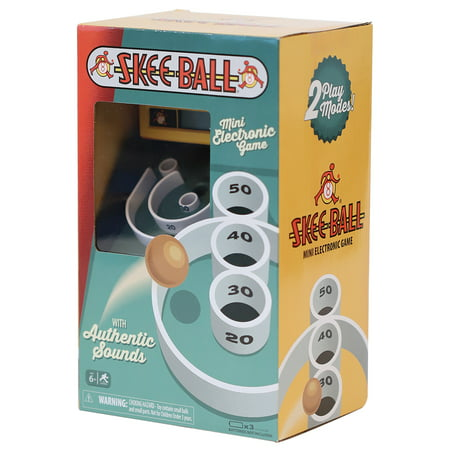 Skee Ball - Retro Electronic Game - HandHeld/Desktop