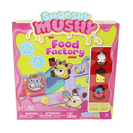 Halloween Food Games Online (Smooshy Mushy Food Factory Game with 4 Squishy)