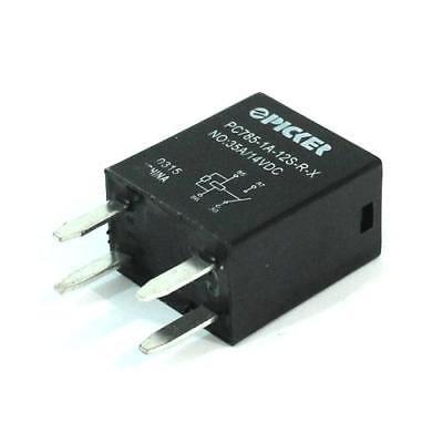 Picker Pc785-1C-12S-R-X 35A Micro Iso Relay 12V Spdt Resistor-2Pack