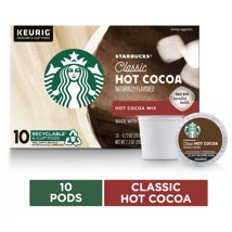 Starbucks Hot Cocoa K-Cups
