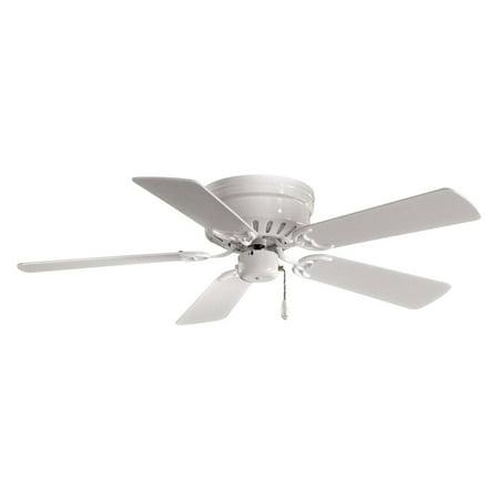 Minka Lavery Sage Ridge - Minka Aire F566-WH Mesa 44 in. Indoor Ceiling Fan - White