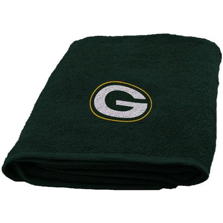 NFL Green Bay Packers Bath Towel, 1 Each