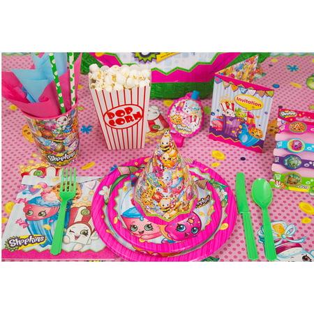 Shopkins Party Supplies Walmart Com