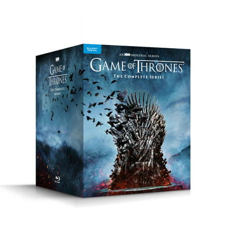 Game Of Thrones: The Complete Series (Blu-ray + Digital Copy) (Best Sex Ever Tv Series)