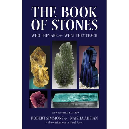 The Book of Stones Who They Are and What They Teach by Robert Simmons