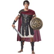 Mens Armored Roman Gladiator Costume, size: Small | Leather by Medieval Collectibles
