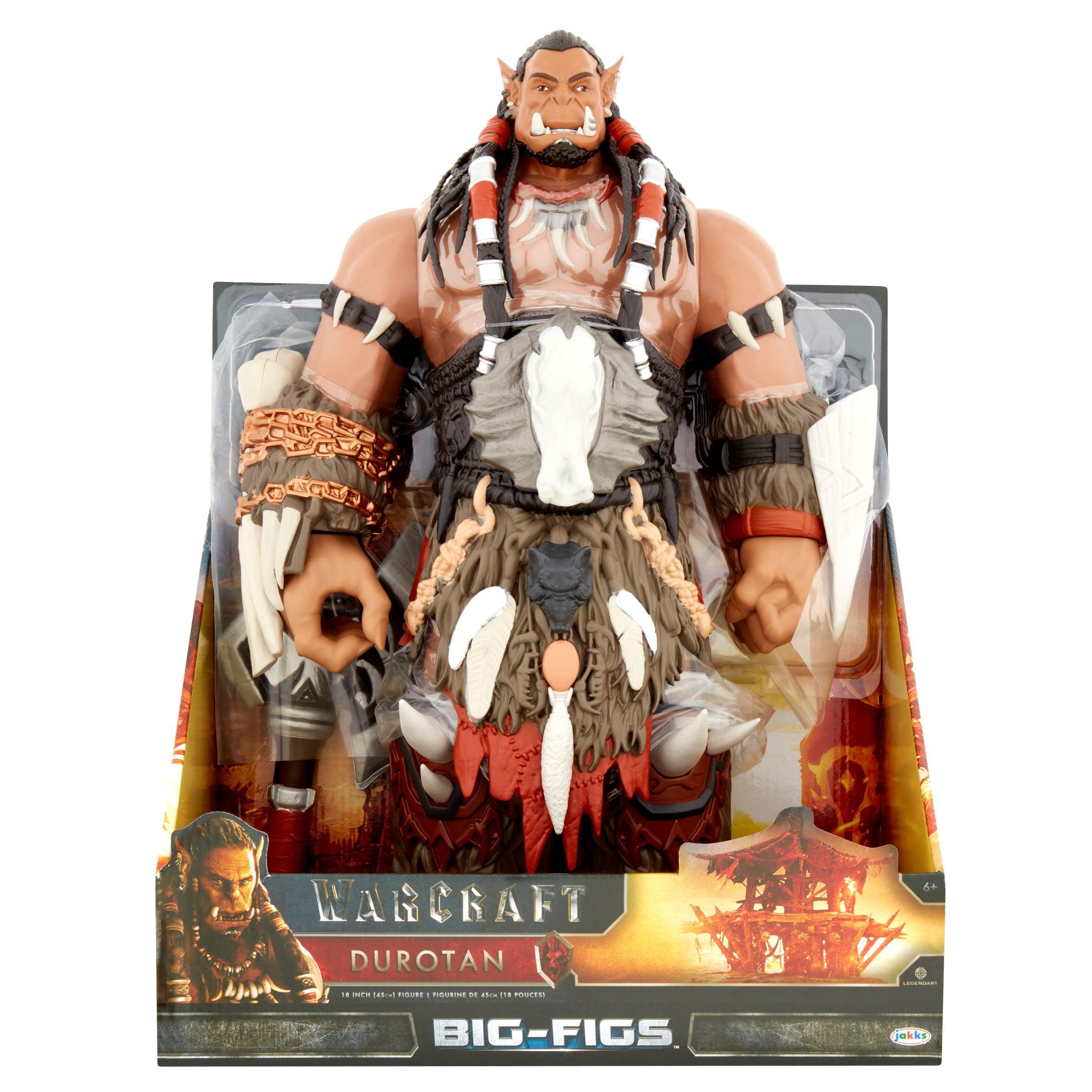 Jakks Pacific Big-Figs Warcraft Durotan Action Figure by Jakks Pacific, Inc.