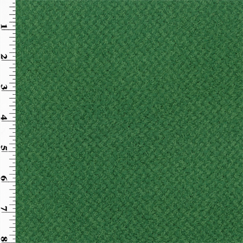 Polartec Curly Fleece - Green, Fabric By the Yard